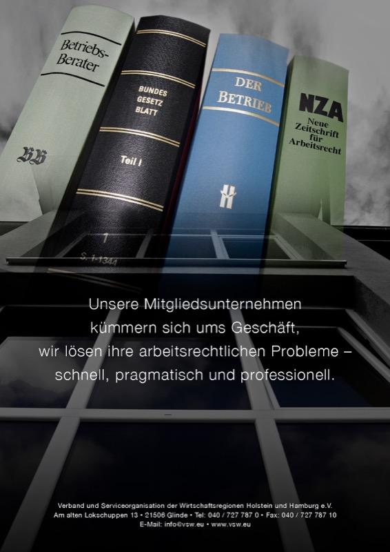 Vsw Verband Und Serviceorganisation Der Wirtschaftsregion Holstein